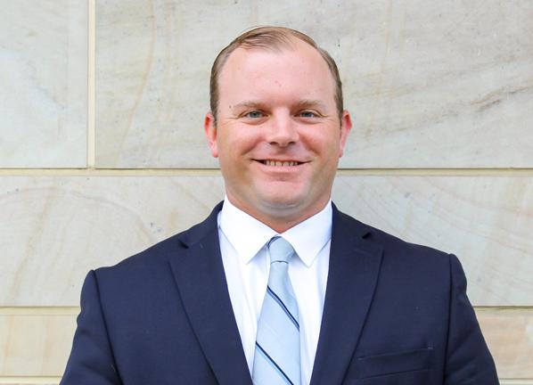 Joseph R. John Jr., Associate Attorney CarnesWarwick