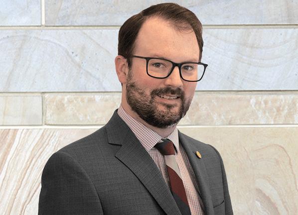Cody Michael Ledford Associate Attorney CarnesWarwick